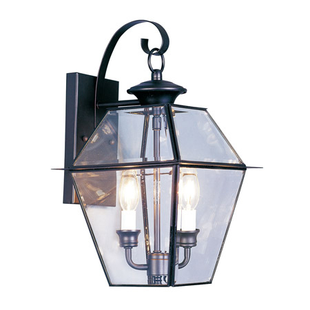 Livex Lighting 2281 04 Westover Outdoor Wall Mount Lantern Pertaining To Gillett Outdoor Wall Lanterns (View 1 of 20)