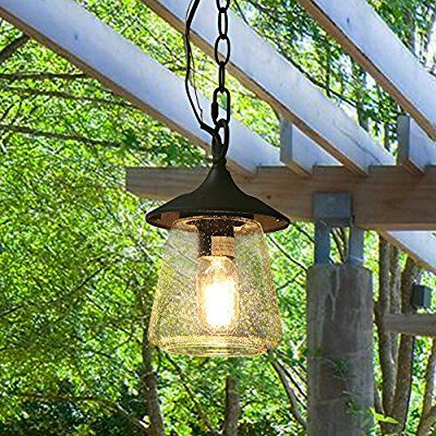Log Barn 1 Light Outdoor Hanging Lights Traditional Porch Within Arryonna Outdoor Barn Lights (View 16 of 20)