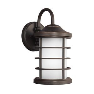 Love This Product, I Found It On Fergusonshowrooms Intended For Clarisa Seeded Glass Outdoor Barn Lights With Dusk To Dawn (View 5 of 20)