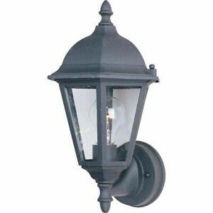 Maxim Lighting 1002bk Westlake Cast 1 Light Outdoor Wall Regarding Walland Black Outdoor Wall Lanterns (View 4 of 20)