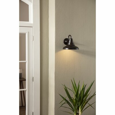 Metal Outdoor Wall Lighting You'll Love In 2020 | Wayfair With Regard To Oneal Outdoor Barn Lights (View 20 of 20)