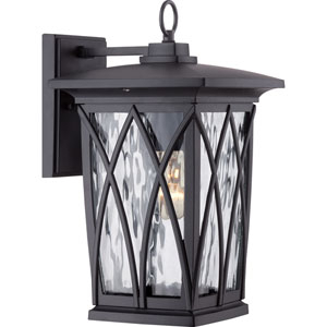 Minka Lavery Merrimack Exterior Wall Mount 8762 166 | Bellacor With Regard To Black  (View 18 of 20)