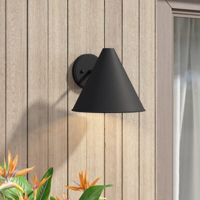 Modern & Contemporary Outdoor Wall Lighting You'll Love In Within Cano Wall Lanterns (View 12 of 20)