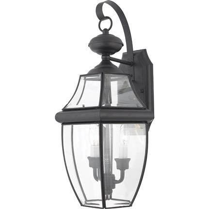 Newbury | Outdoor Wall Lantern, Lantern Style Lighting Intended For Heinemann Rubbed Bronze Seeded Glass Outdoor Wall Lanterns (View 13 of 20)