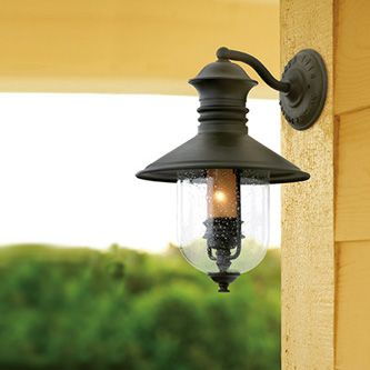 Old Town Barn Lantern | Rustic Exterior Lighting, Bronze Pertaining To Arryonna Outdoor Barn Lights (View 13 of 20)