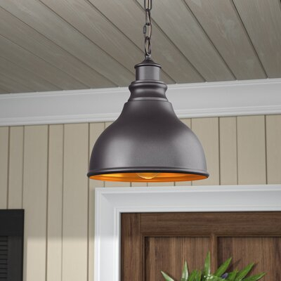 Outdoor Hanging Lights You'll Love In 2020   Wayfair Inside Ranbir Oil Burnished Bronze Outdoor Wall Lanterns With Dusk To Dawn (View 9 of 20)