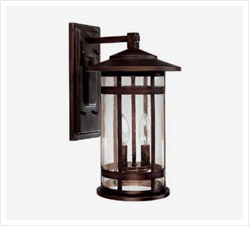 Outdoor Lighting Fixtures   Muskoka Lighting Company For Ranbir Oil Burnished Bronze Outdoor Wall Lanterns With Dusk To Dawn (View 20 of 20)