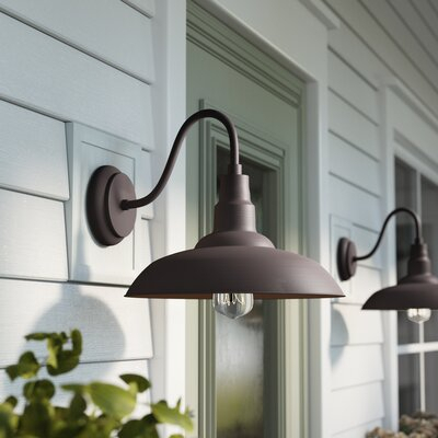 Outdoor Wall Lighting & Barn Lights You'll Love In 2019 Pertaining To Belleair Bluffs Outdoor Barn Lights (View 14 of 20)