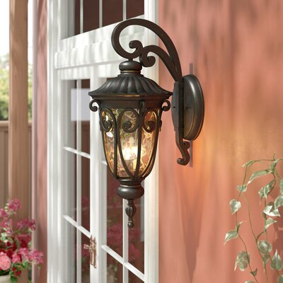 Outdoor Wall Lighting & Barn Lights You'll Love   Wayfair With Cano Wall Lanterns (View 14 of 20)