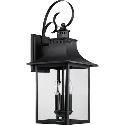 Outdoor Wall Lighting & Barn Lights You'll Love   Wayfair Within Cano Wall Lanterns (View 4 of 20)