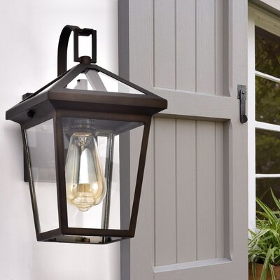 Outdoor Wall Lighting & Sconces On Sale – Up To 60% Off Within Oneal Outdoor Barn Lights (View 8 of 20)