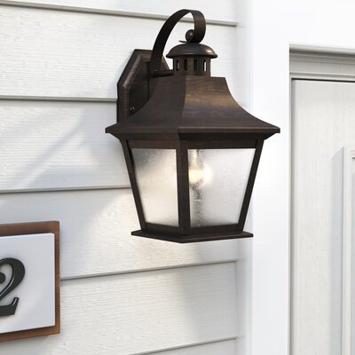 Outdoor Wall Lights & Sconces You'll Love In 2020 | Wayfair For Oneal Outdoor Barn Lights (View 2 of 20)