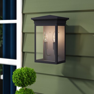 Outdoor Wall Lights & Sconces You'll Love In 2020   Wayfair Intended For Cano Wall Lanterns (View 6 of 20)