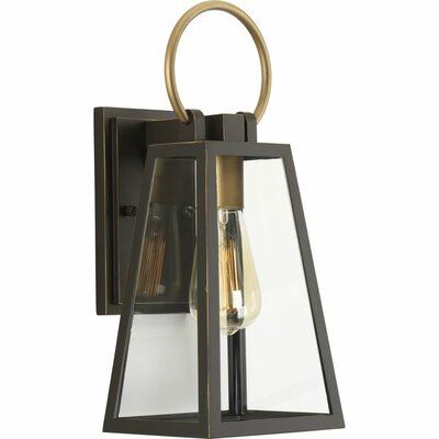 Outdoor Wall Lights & Sconces You'll Love In 2020 | Wayfair With Regard To Oneal Outdoor Barn Lights (View 19 of 20)