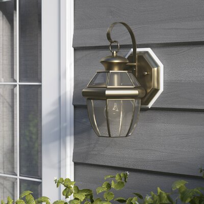 Outdoor Wall Lights & Sconces You'll Love In 2020 | Wayfair With Regard To Oneal Outdoor Barn Lights (View 5 of 20)