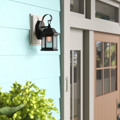 Outdoor Wall Lights & Sconces You'll Love In 2020 | Wayfair Within Oneal Outdoor Barn Lights (View 15 of 20)