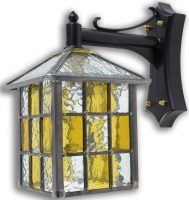 Outdoor Wall Lights – Traditional Wall Lighting For Outdoors Regarding Bayou Beveled Glass Outdoor Wall Lanterns (View 19 of 20)