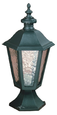 Pedestal Lantern (2193) Intended For Tilley Olde Bronze Water Glass Outdoor Wall Lanterns (View 4 of 20)
