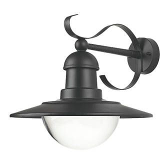 Philips Topiary Outdoor Wall Lantern Black | Outdoor Wall With Regard To Walland Black Outdoor Wall Lanterns (View 17 of 20)