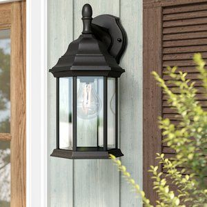 Pin On Home Art Gallery Regarding Abernethy Outdoor Wall Lanterns (View 13 of 20)
