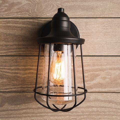 Popular Photo of Walland Black Outdoor Wall Lanterns