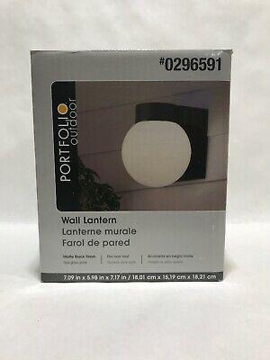 Portfolio Wall Lantern Outdoor  (View 18 of 20)