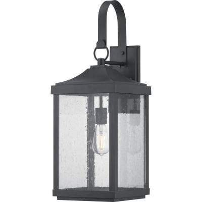 Progress Lighting – The Home Depot With Ketner Matte Black Integrated Led Seeded Glass Outdoor Flush Mount (View 11 of 20)