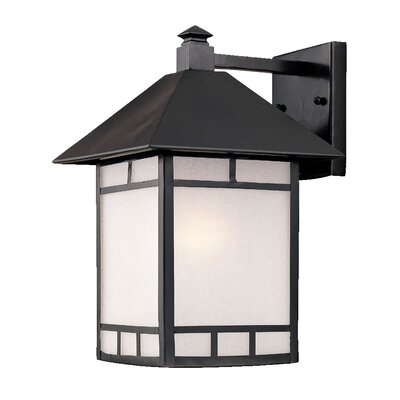 Rustic Outdoor Wall Lighting You'll Love In 2020 | Wayfair In Cantrall 2 – Bulb Outdoor Armed Sconces (View 18 of 20)