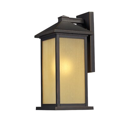 Rustic Outdoor Wall Lighting You'll Love In 2020 | Wayfair Within Cantrall 2 – Bulb Outdoor Armed Sconces (View 20 of 20)