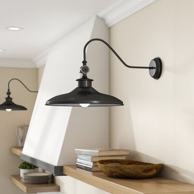 Sconces You'll Love | Wayfair Intended For Cantrall 2 – Bulb Outdoor Armed Sconces (View 13 of 20)