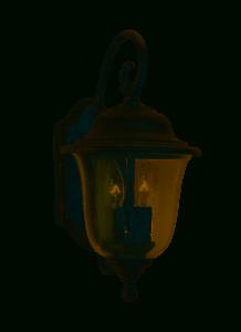 Sea Gull 8459 46 Trafalgar 2 Light Outdoor Wall Lantern With Chicopee 2 – Bulb Glass Outdoor Wall Lanterns (View 14 of 20)