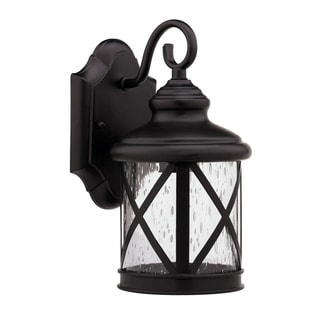Shop Aa Warehousing Taysom 3 Light Exterior Light In Oil Within Brierly Oil Rubbed Bronze/black Outdoor Wall Lanterns (View 3 of 20)
