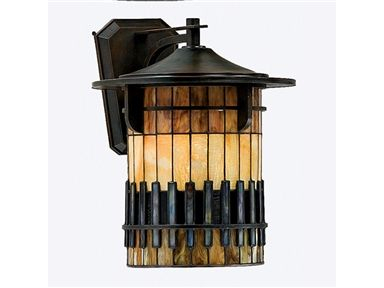 Shop For Quoizel Extra Large Wall Lantern, Tfar8415be, And For Faunce Beveled Glass Outdoor Wall Lanterns (View 19 of 20)