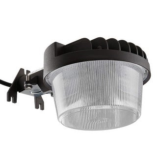 Shop Ledpax Led Dusk To Dawn Barn Light Outdoor Flood Pertaining To Gunnora Outdoor Barn Lights With Dusk To Dawn (View 3 of 20)