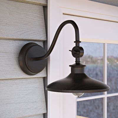 Shop Wayfair For A Zillion Things Home Across All Styles For Ranbir Oil Burnished Bronze Outdoor Wall Lanterns With Dusk To Dawn (View 11 of 20)