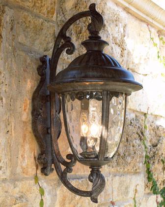 Traditional Lantern Lights – Solar Garden Lights With Regard To Borde Black Outdoor Wall Lanterns (View 16 of 20)