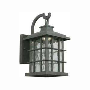Wall Lantern Sconce 13.13 In (View 10 of 20)