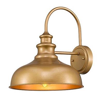 Zeyu Modern Barn Lighting, 11 Inches Gooseneck Light With Aleena Outdoor Barn Lights (View 4 of 20)