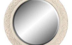 Shabby Chic Round Mirrors
