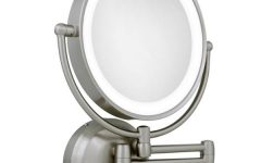 Magnified Wall Mirrors