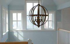 Stairwell Pendant Lights