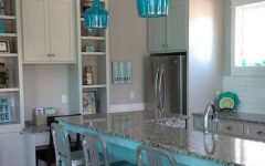 Blue Pendant Lights for Kitchen