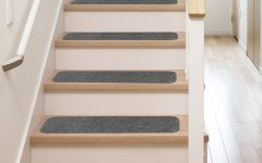 Rubber Backed Stair Tread Rugs