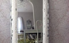Shabby Chic Long Mirrors