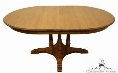 Tabor 48'' Pedestal Dining Tables