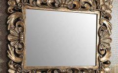 Modern Gold Mirrors