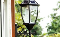 Rockefeller Black 2 – Bulb Outdoor Wall Lanterns