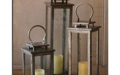 Outdoor Rustic Lanterns