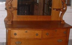 Oak Sideboards and Buffets