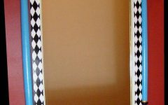 Hand Painted Wall Mirrors